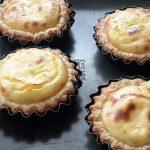 Pastéis de Belém (Portugese gebakjes)