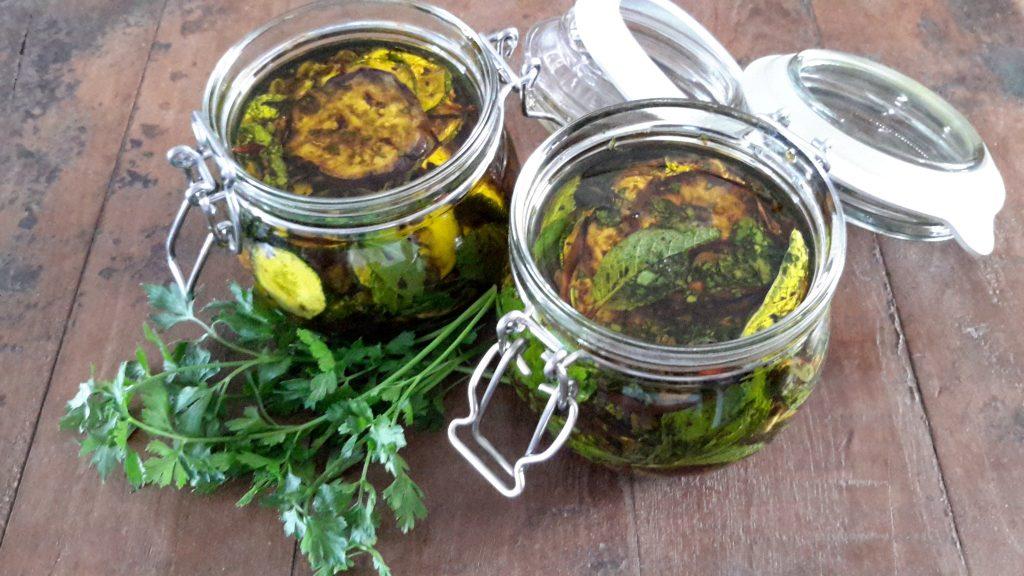 antipasti-van-aubergine-en-courgette