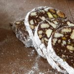 Salame di cioccolato (chocoladesalami)