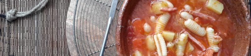 Smakelijk, voedzaam én snel klaar, Minestrone!