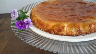 Hazelnoot-ricottataart (torta di nocciole e ricotta)