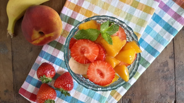 Macedonia di frutta fresca-2