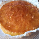 Cake met amandelen en limoncello