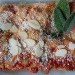 Cannelloni met pompoen en kastanjechampignons (cannelloni ripieni di zucca e funghi)