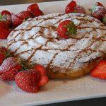 M'hancha (Marokkaanse taart van gevuld filodeeg)