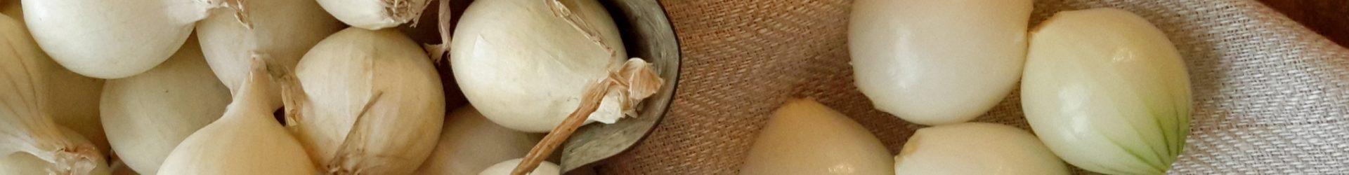 Zoete balsamico uien (cipolline in agrodolce)