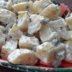 De échte Duitse aardappelsalade