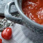 De lekkerste verse tomatensaus (salsa di pomodoro)
